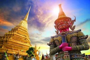 Tempat Wisata Negara Thailand Yang Indah